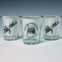PCHH Shot Glasses