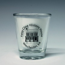 PCHH Shot Glass - logo