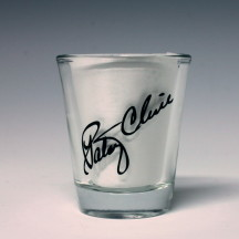 PCHH Shot Glass - signature