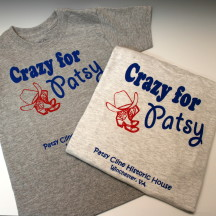 Crazy for Patsy Tee