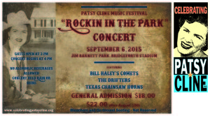 Patsy Cline Music Festival Concert