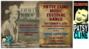 Patsy Cline Music Festival Dance